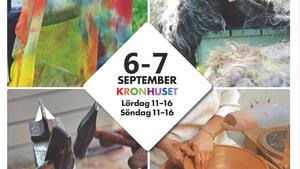 SLÖJD- & KONSTHANTVERKSMARKNAD 6-7 SEP. 2014