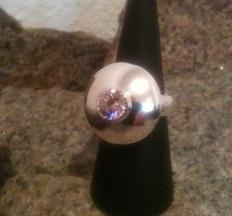 SMAL GALAXY ring