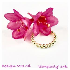 SIMPLICITY.....Gold....Kulring