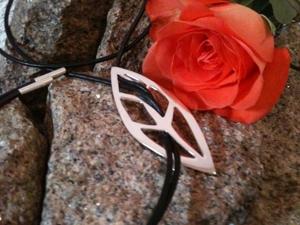 THE LEAF Halsband och örhängen