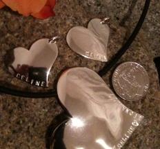 Mor Dotter halsband HEART OF Mrs.Mi